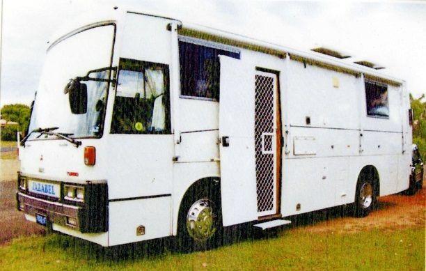 af8860091b Mitsubishi Fuso Motorhome for sale NSW Boolaroo